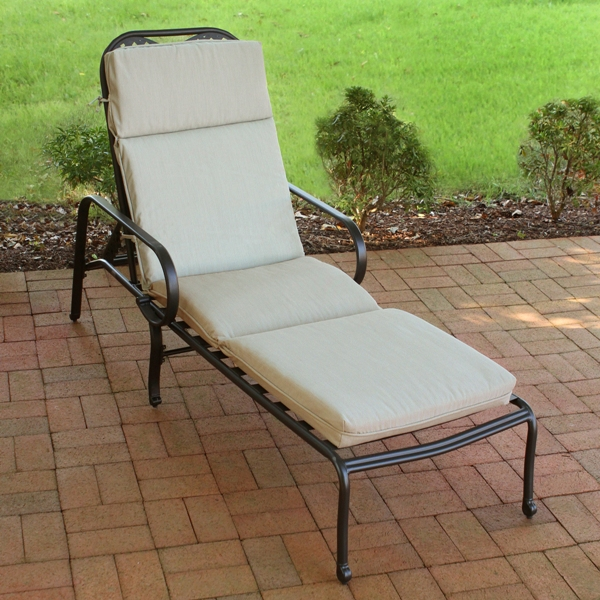 Outdoor Chaise Lounge Chair Fabric